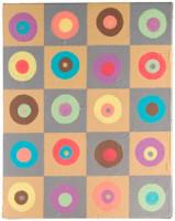 Mod Circles Wall Art