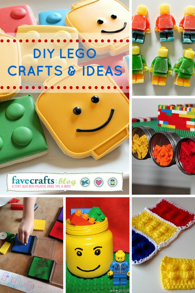 Lego ideas 8 crafty ways to get pumped for the lego movie for Lego crafts for kids