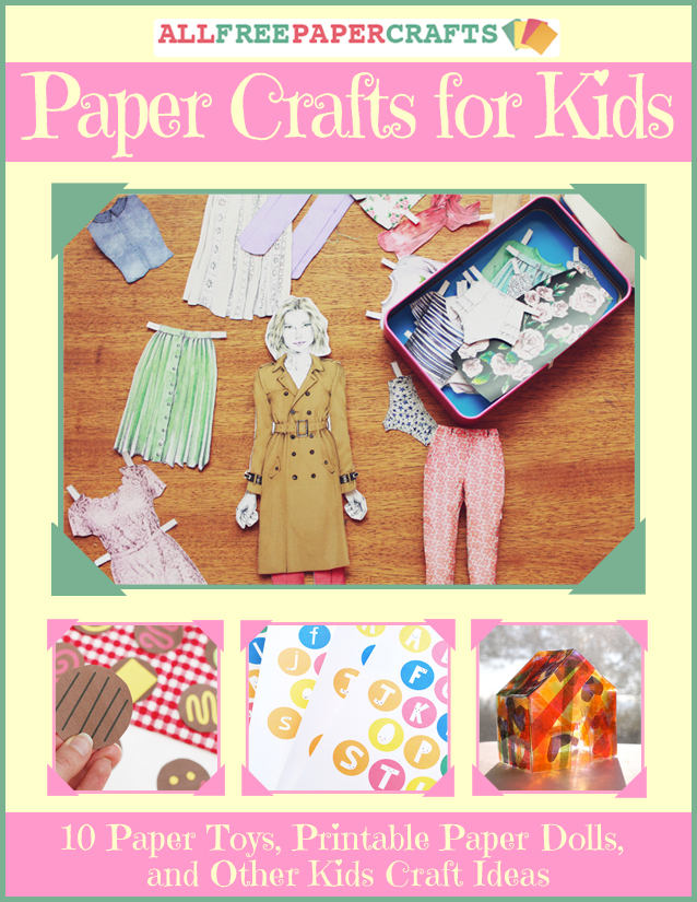 ebook emi font Keep the Kids Entertained with 10 Paper Crafts for Kids!