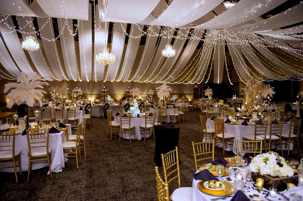full room edit 1024x680 The Great Gatsby Wedding of Dreams