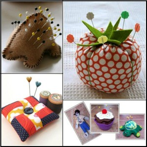 how to sew pincushions 300x300 How to Sew Pincushions: Adorable Fabric Patterns