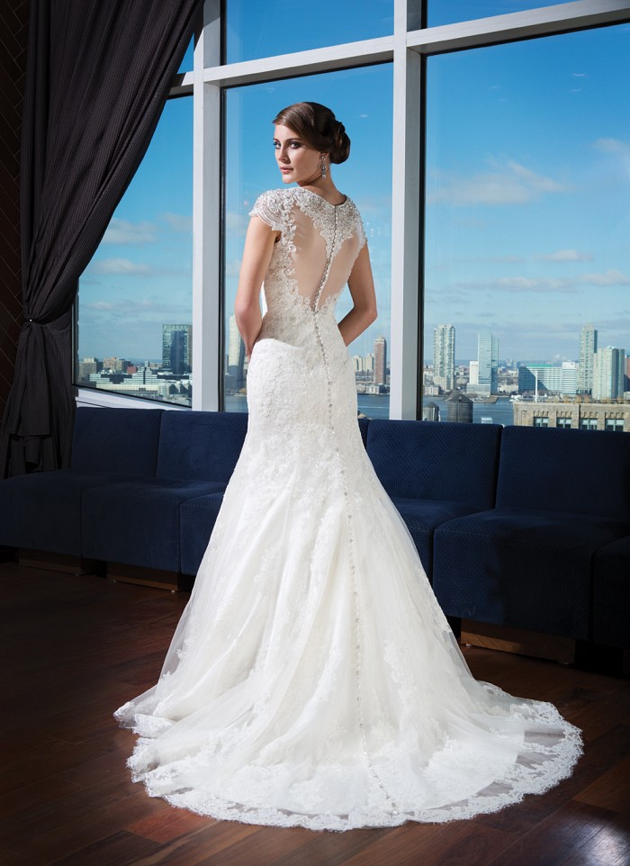 image Wedding Trends 2014: The Wedding Dresses Youll Kill For