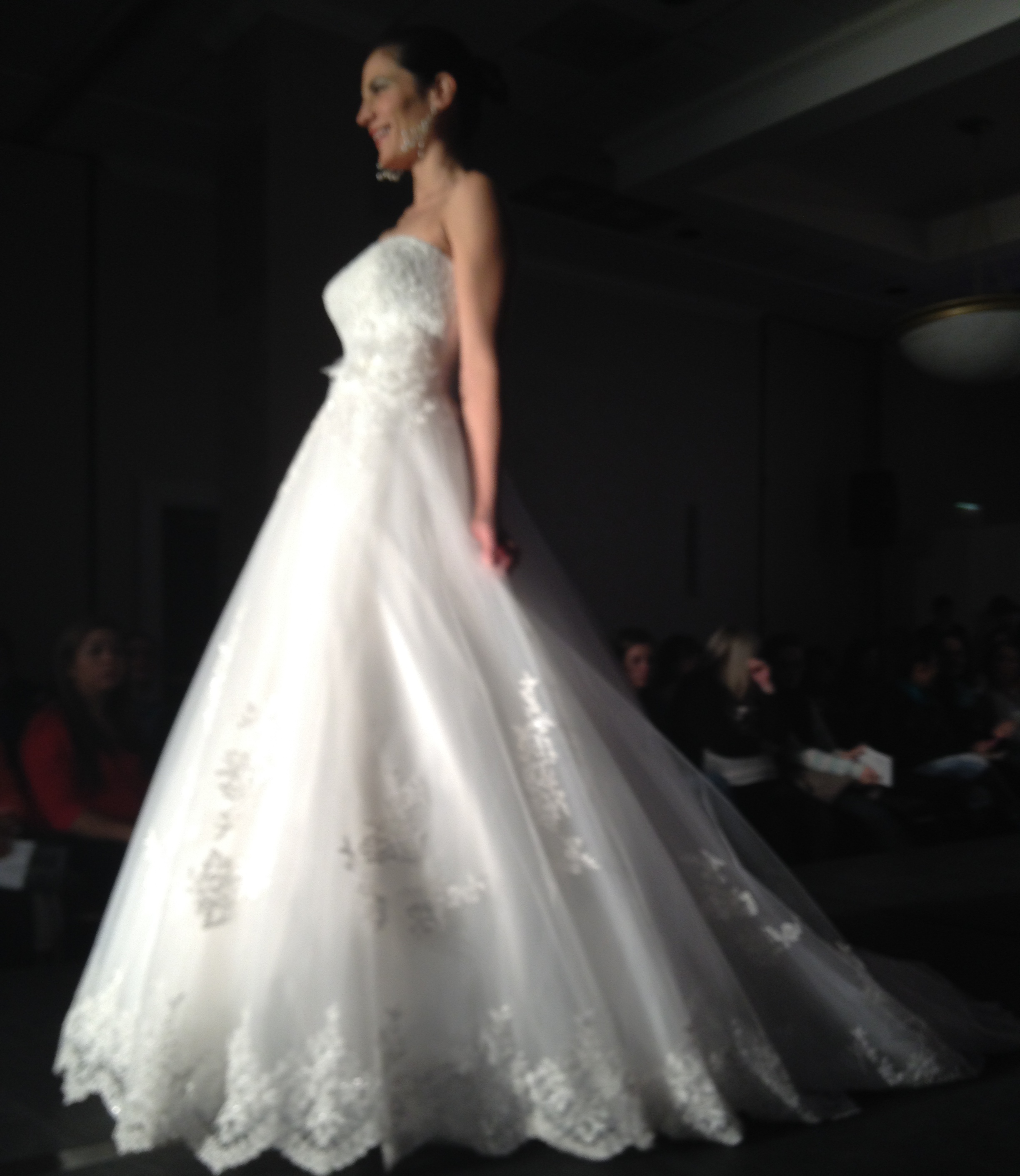 jaclyn 10211 Wedding Trends 2014: The Wedding Dresses Youll Kill For
