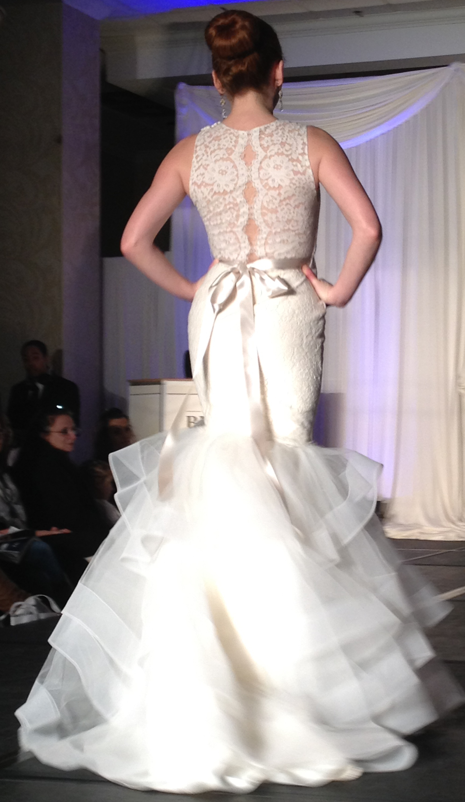 jaclyn 10401 Wedding Trends 2014: The Wedding Dresses Youll Kill For