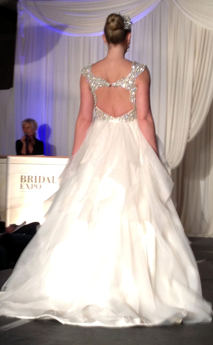 jaclyn 10481 Wedding Trends 2014: The Wedding Dresses Youll Kill For