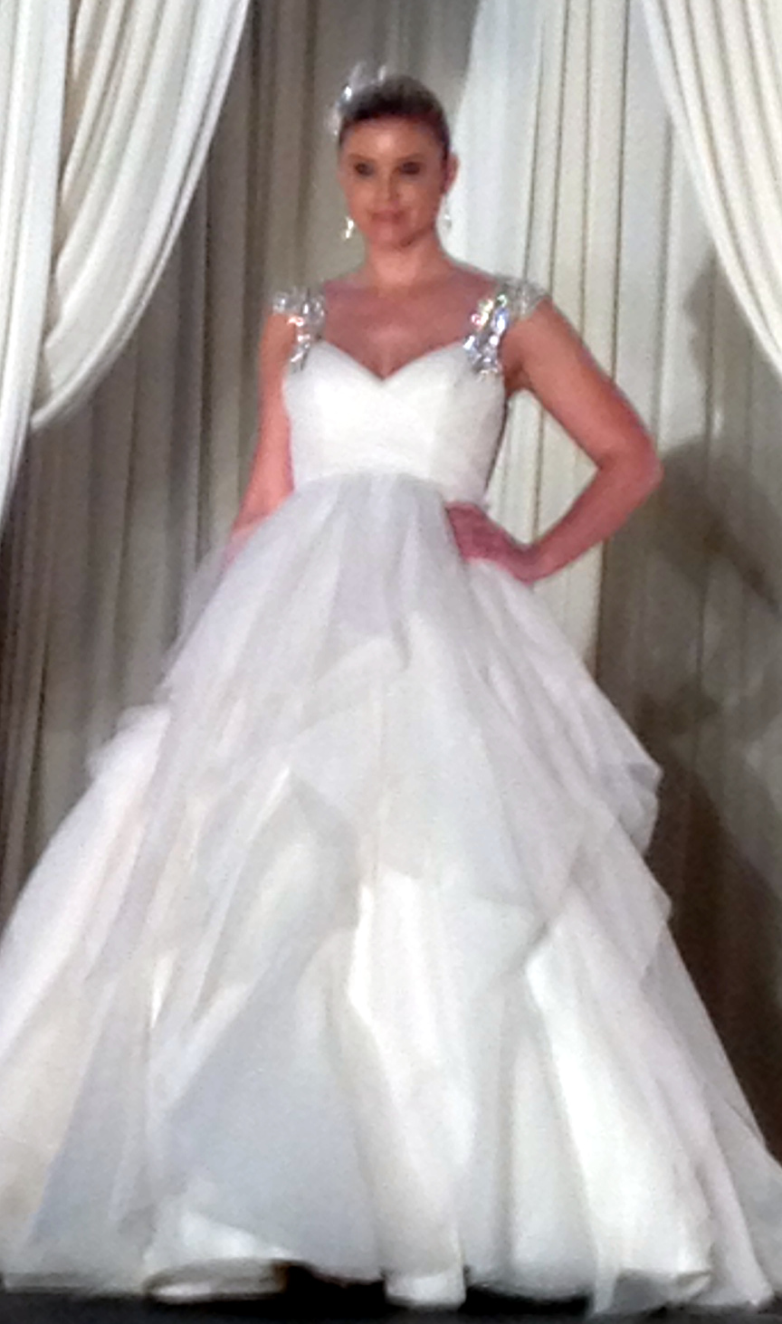 jaclyn 10501 Wedding Trends 2014: The Wedding Dresses Youll Kill For