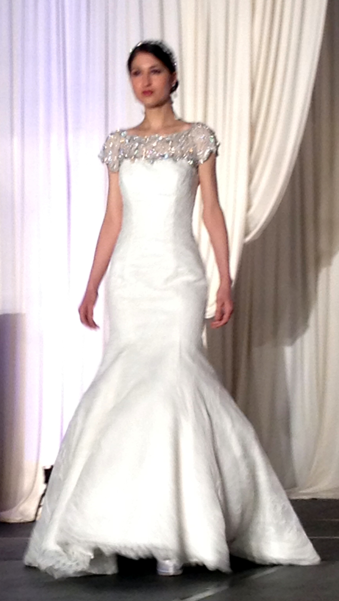 jaclyn 10601 Wedding Trends 2014: The Wedding Dresses Youll Kill For