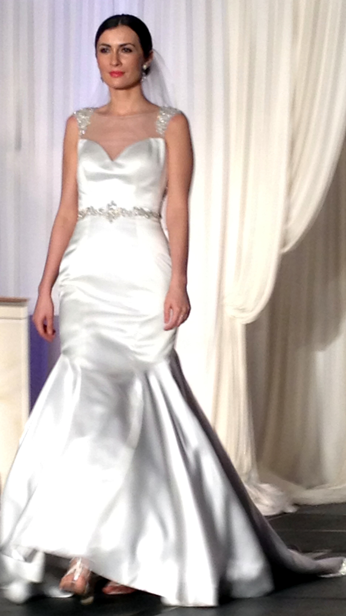 jaclyn 10661 Wedding Trends 2014: The Wedding Dresses Youll Kill For