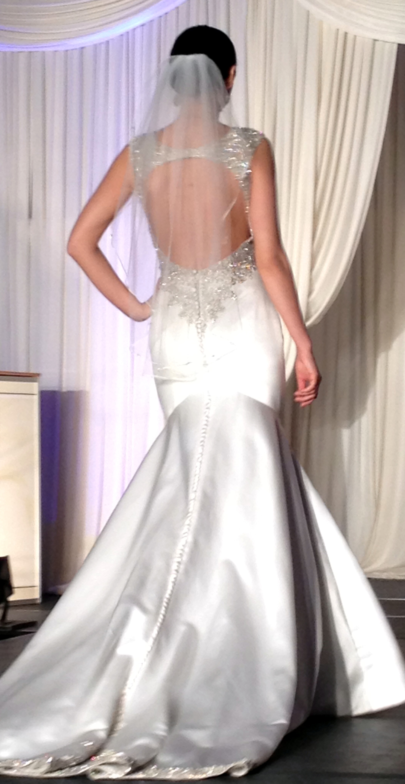 jaclyn 10701 Wedding Trends 2014: The Wedding Dresses Youll Kill For