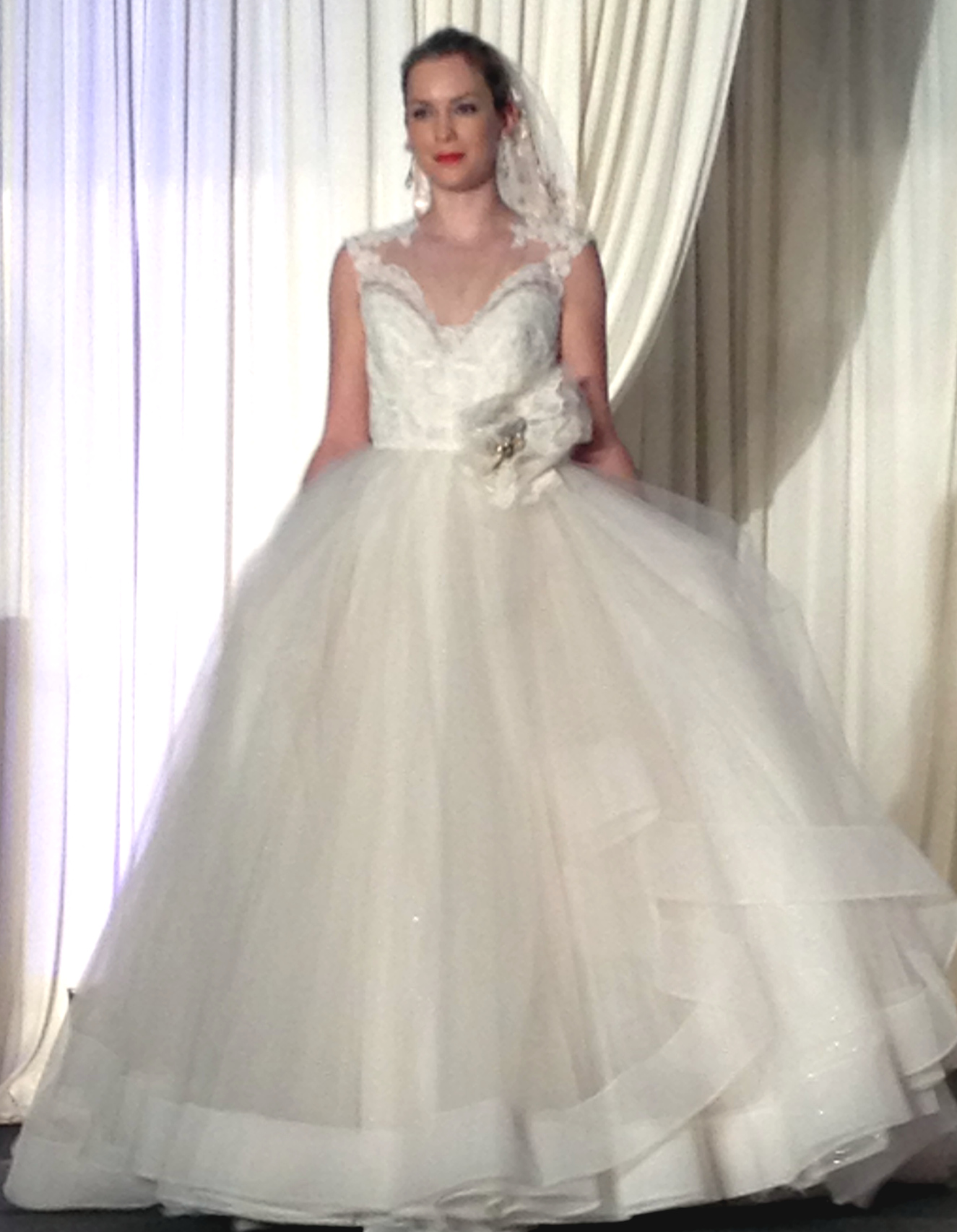 jaclyn 10890ed Wedding Trends 2014: The Wedding Dresses Youll Kill For