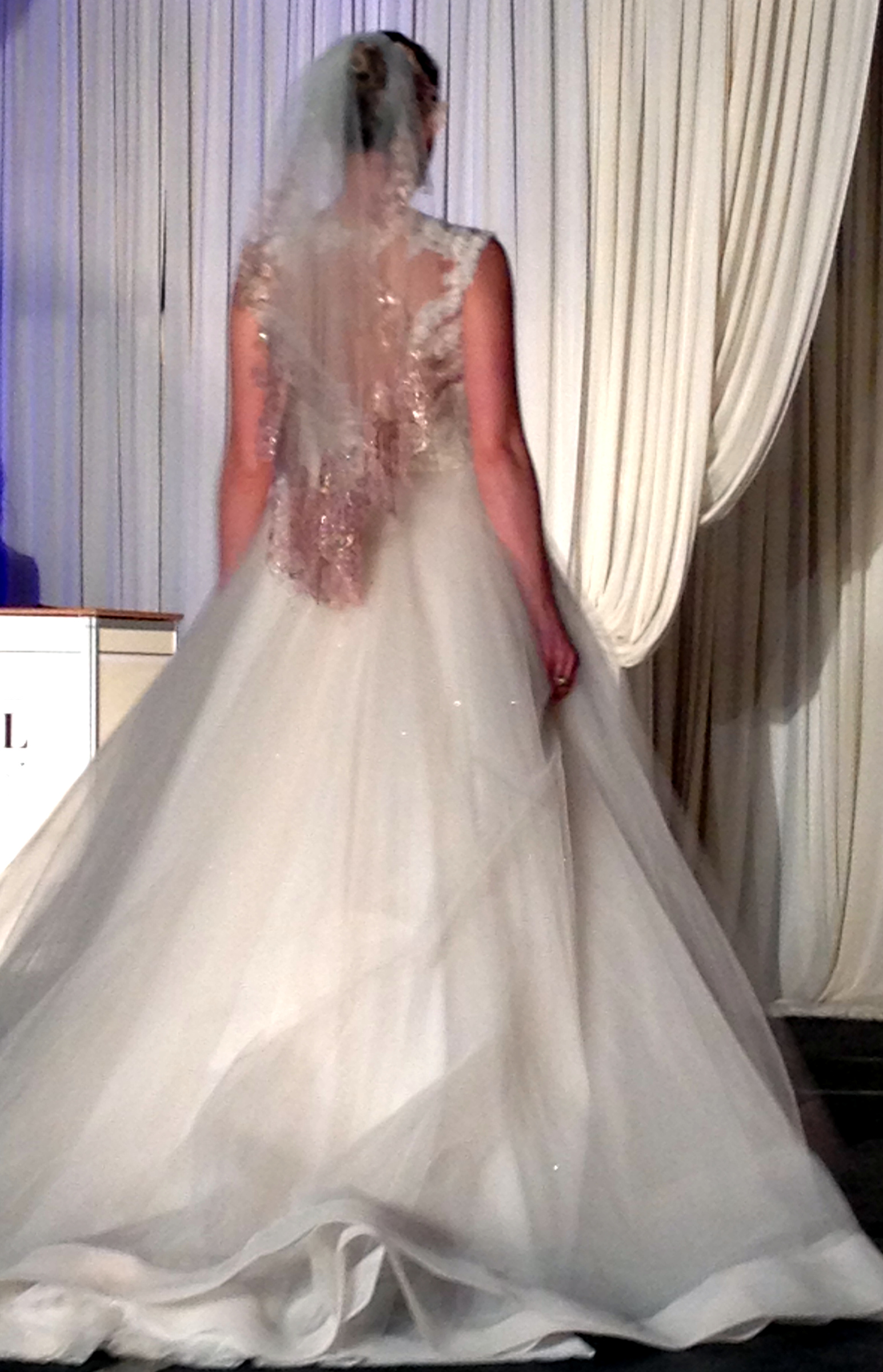 jaclyn 10931 Wedding Trends 2014: The Wedding Dresses Youll Kill For
