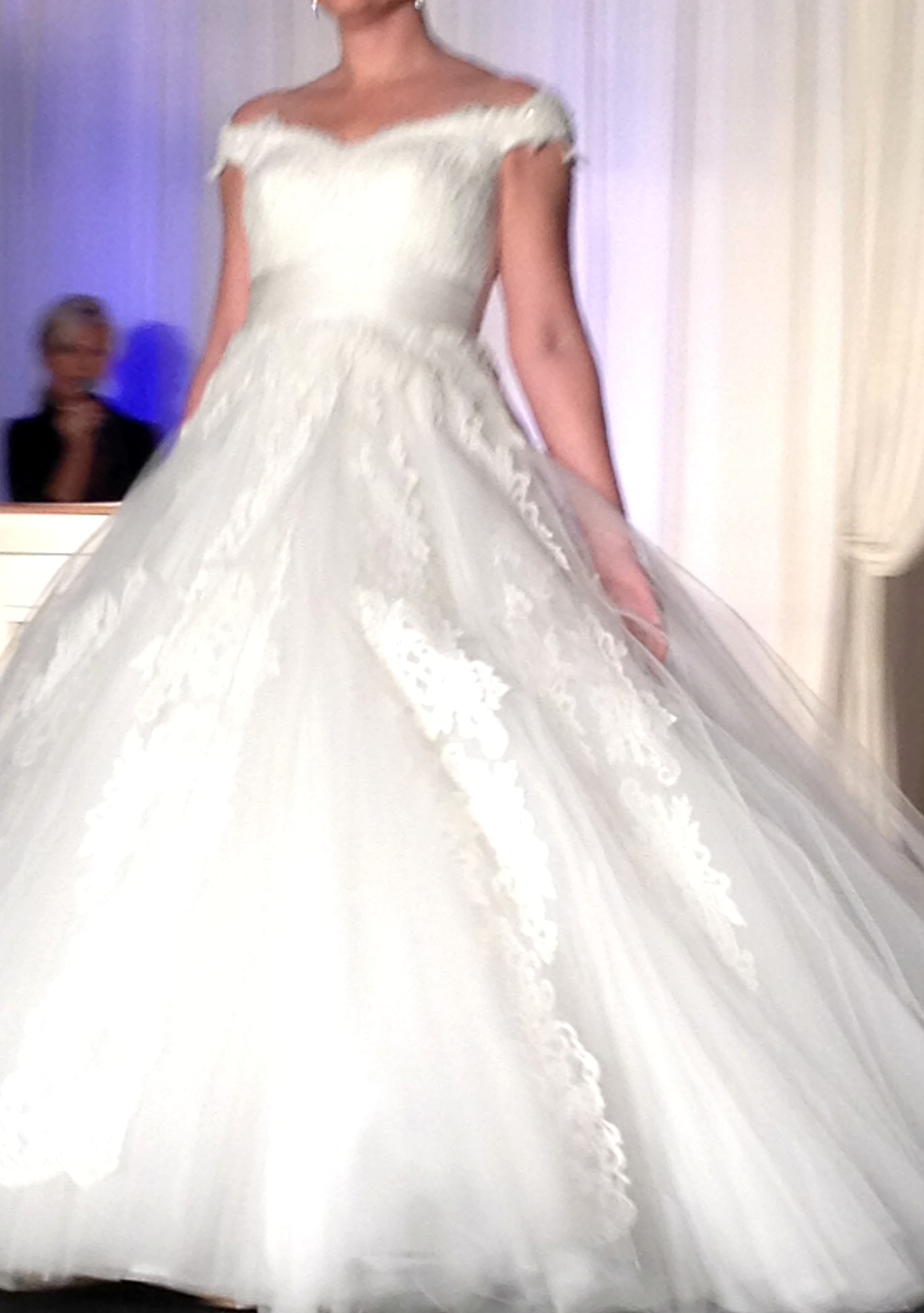 jaclyn 1109ed Wedding Trends 2014: The Wedding Dresses Youll Kill For