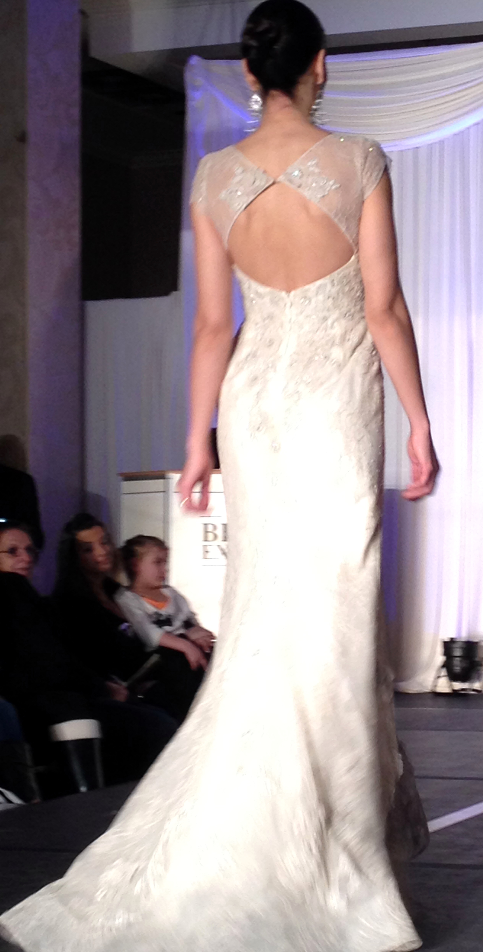 jaclyn 11411 Wedding Trends 2014: The Wedding Dresses Youll Kill For