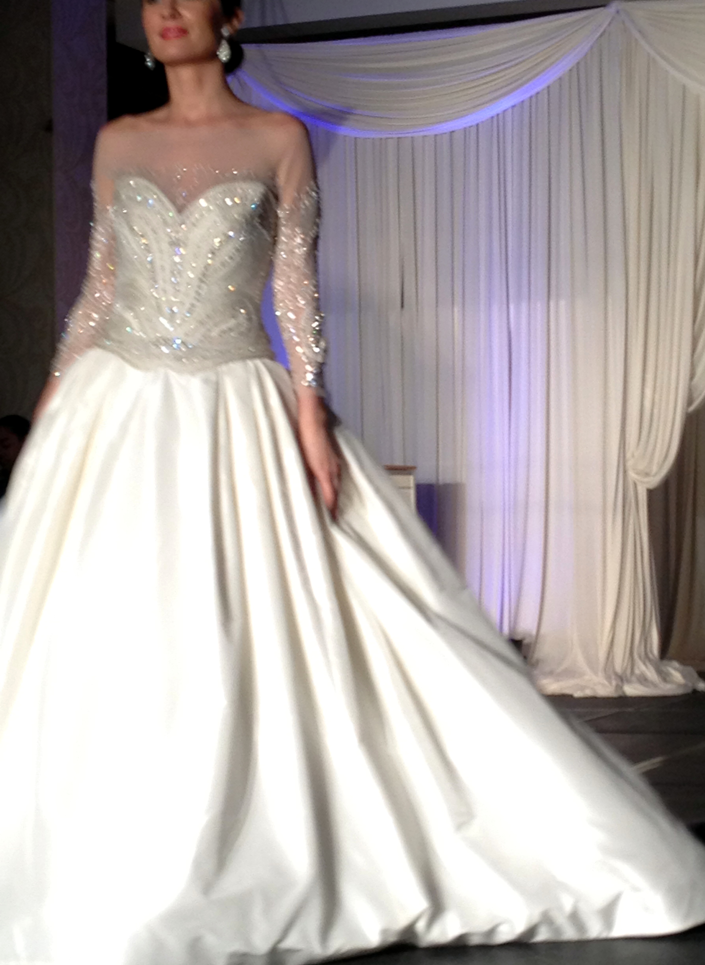 jaclyn 11531 Wedding Trends 2014: The Wedding Dresses Youll Kill For