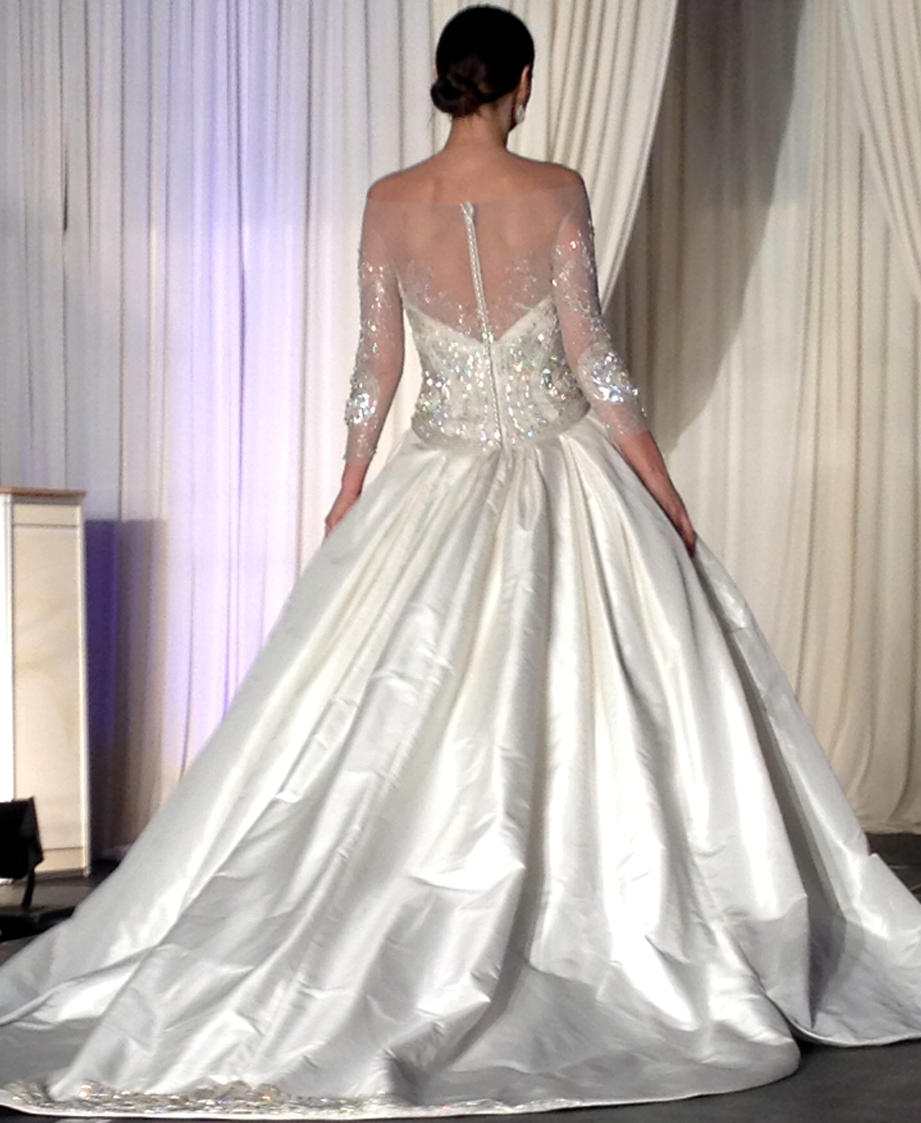 jaclyn 11551 Wedding Trends 2014: The Wedding Dresses Youll Kill For