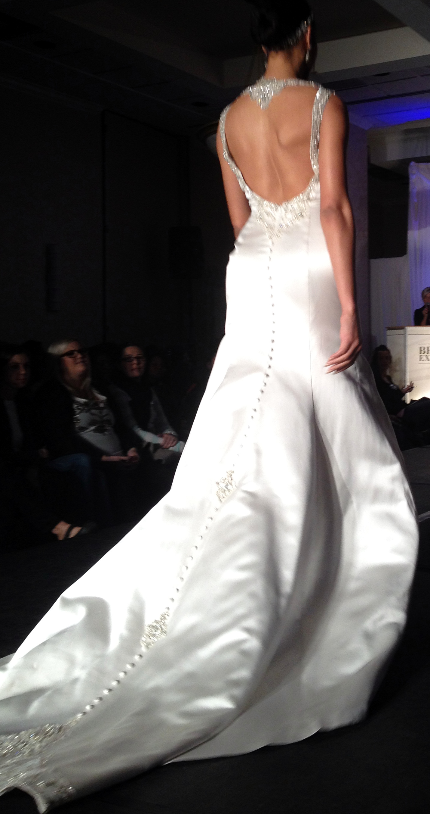 jaclyn 6761 Wedding Trends 2014: The Wedding Dresses Youll Kill For