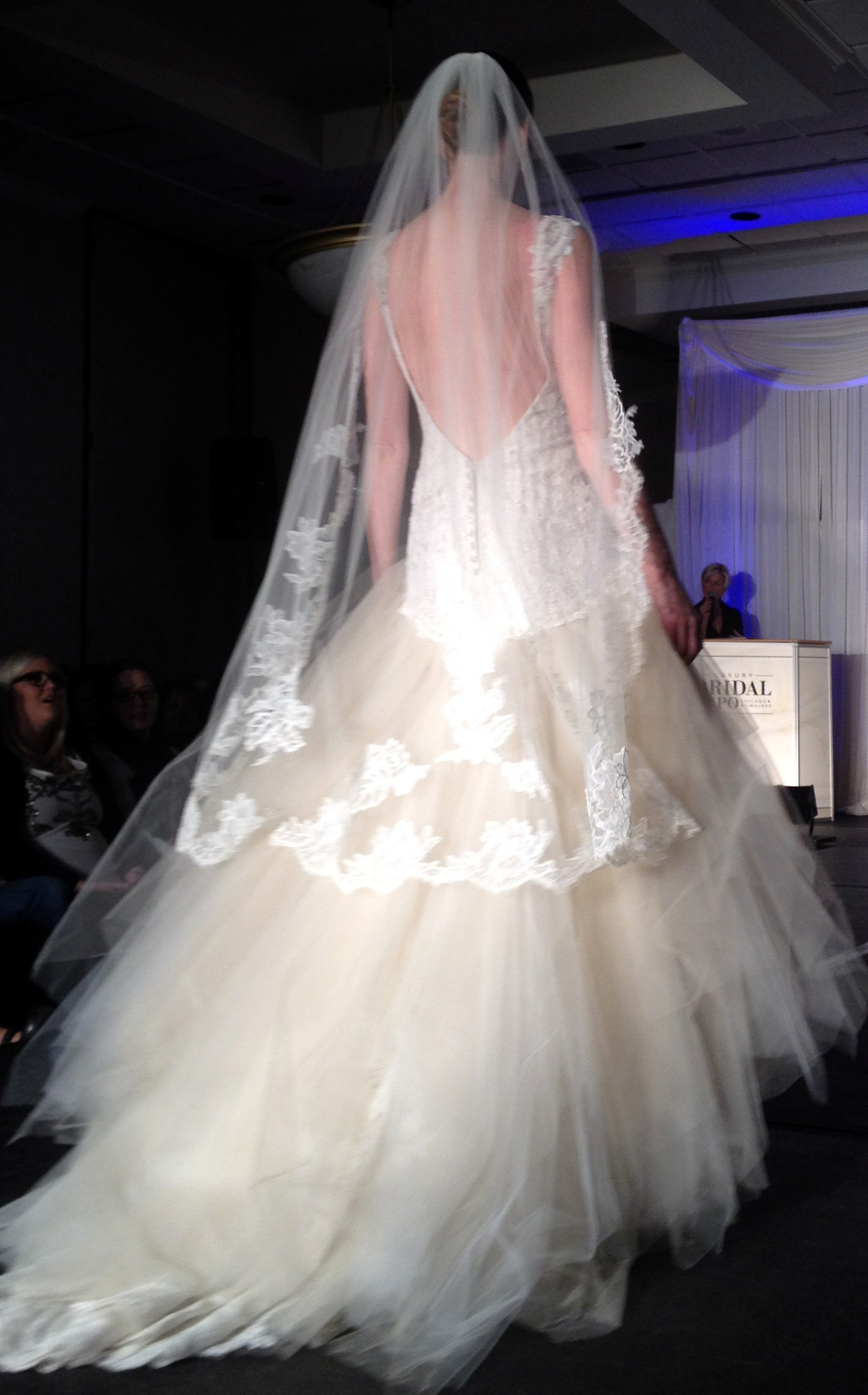 jaclyn 6871 Wedding Trends 2014: The Wedding Dresses Youll Kill For