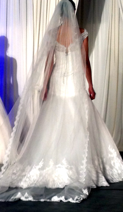 jaclyn 9071 Wedding Trends 2014: The Wedding Dresses Youll Kill For