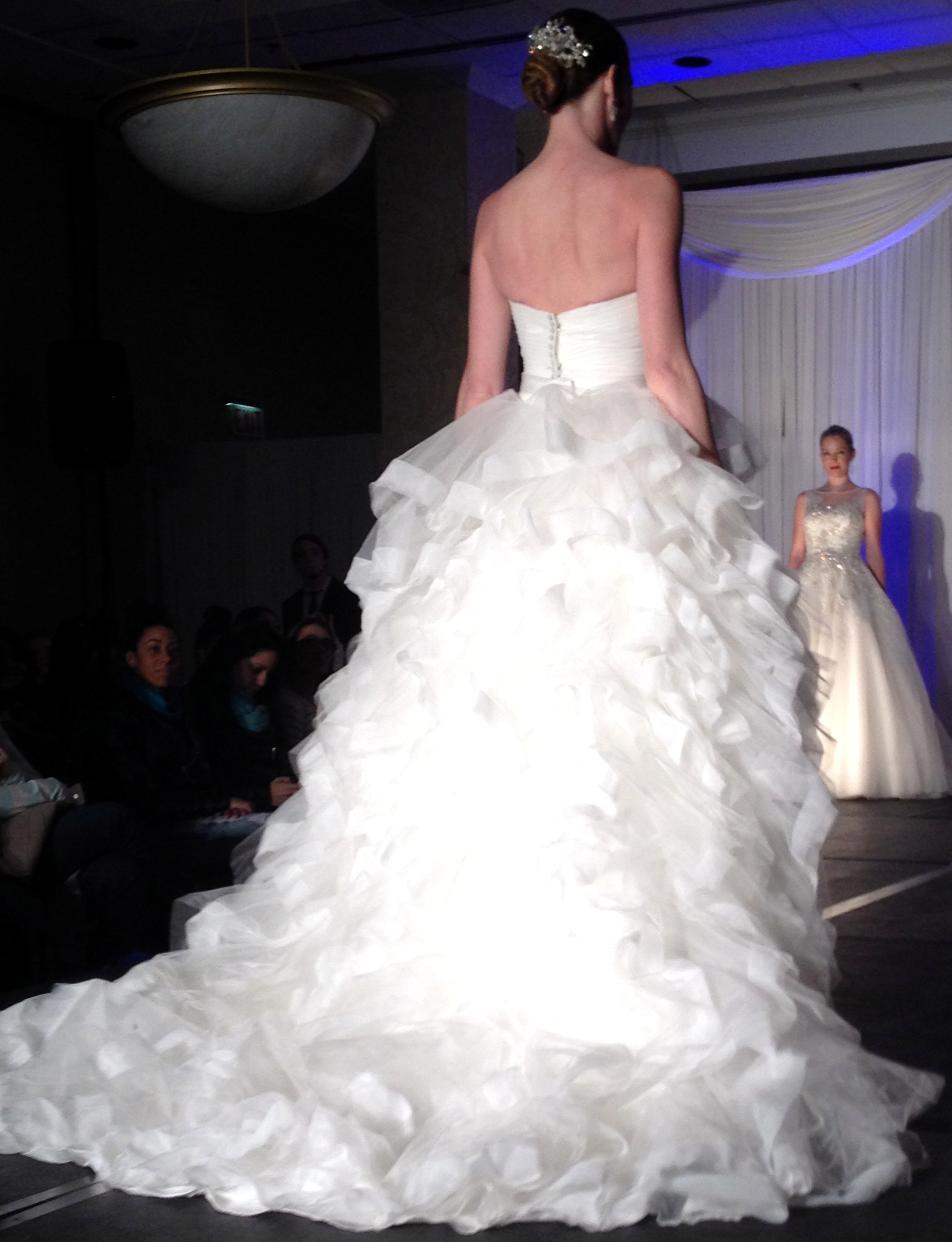 jaclyn 9161 Wedding Trends 2014: The Wedding Dresses Youll Kill For