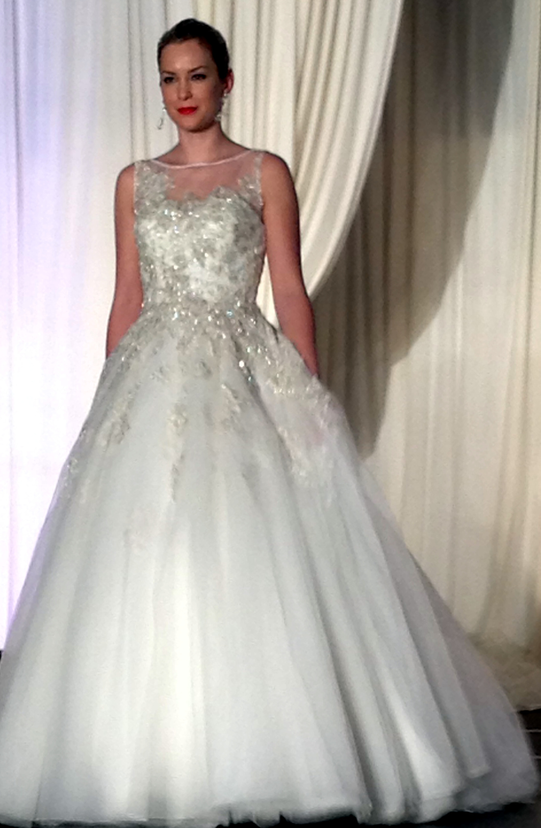 jaclyn 9221 Wedding Trends 2014: The Wedding Dresses Youll Kill For