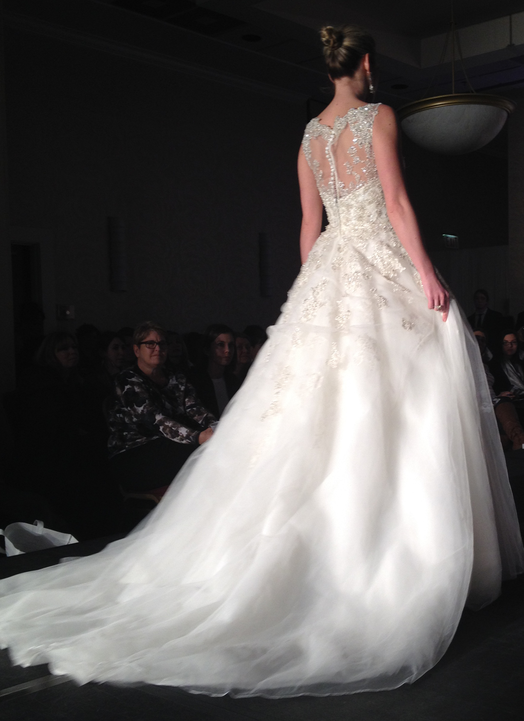 jaclyn 9271 Wedding Trends 2014: The Wedding Dresses Youll Kill For