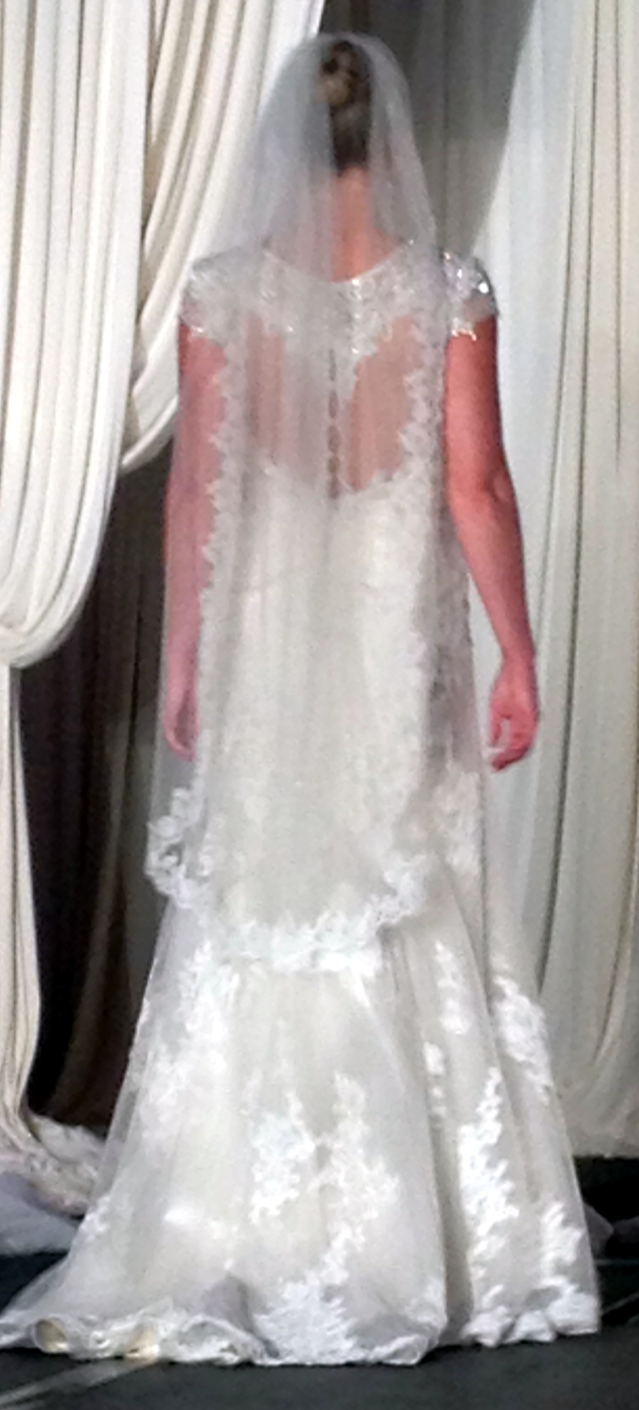 jaclyn 9421 Wedding Trends 2014: The Wedding Dresses Youll Kill For