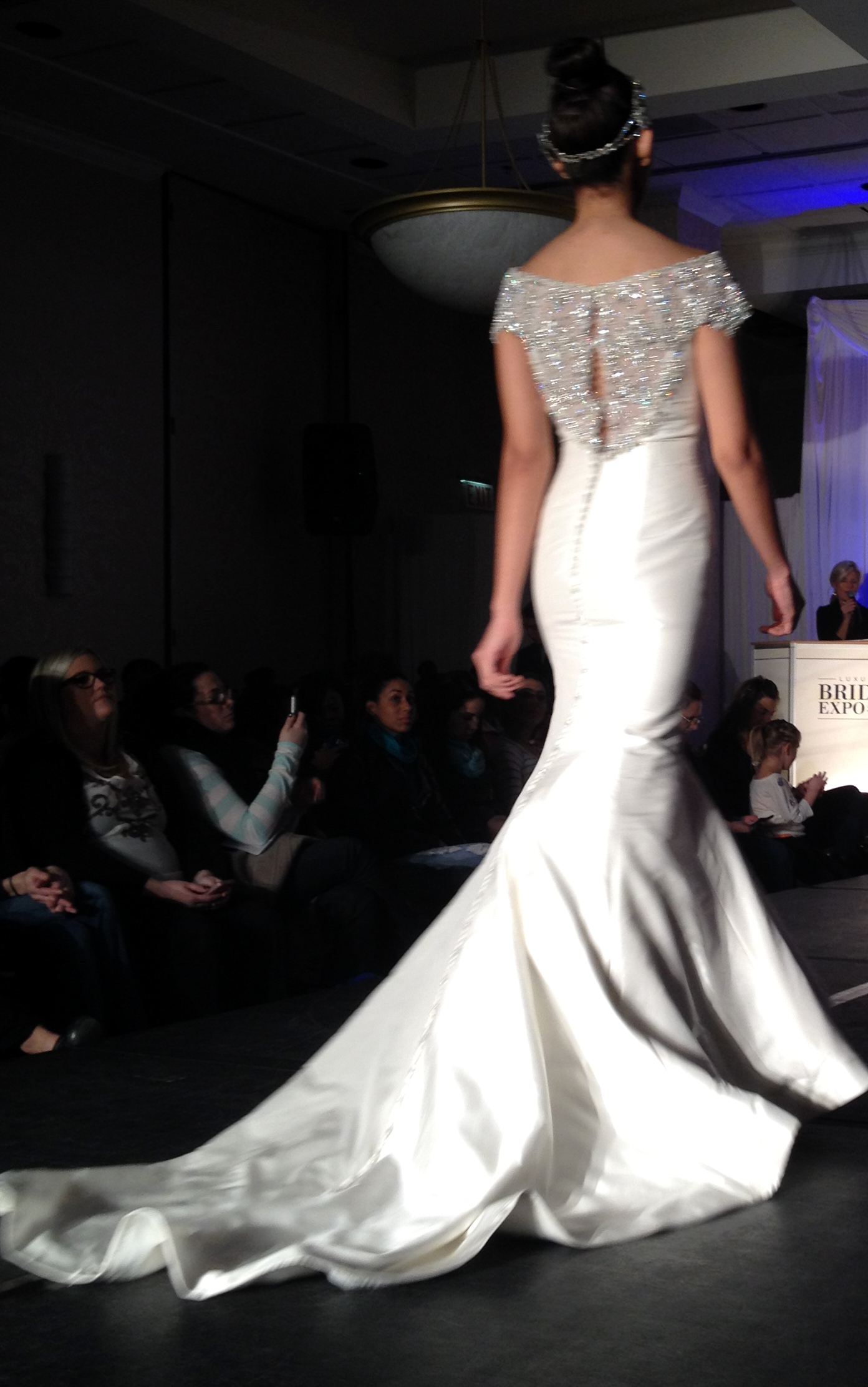 jaclyn 9491 Wedding Trends 2014: The Wedding Dresses Youll Kill For