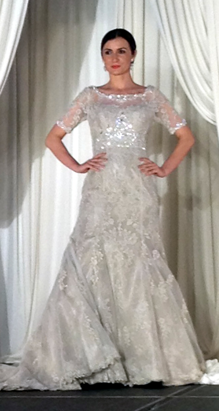 jaclyn 9701 Wedding Trends 2014: The Wedding Dresses Youll Kill For