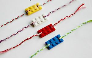 LEGO Friendship Bracelet