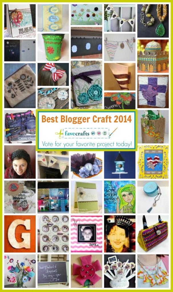 Best Blogger Crafts 2014