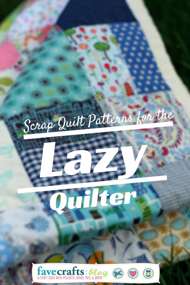 scrap-quilt-patterns