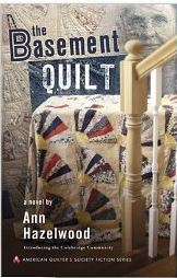 basement FaveQuilts Top 5 Quilt Novels