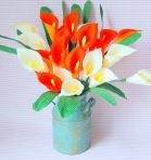 flowers7 DIY Flowers to Combat March (Snow) Showers