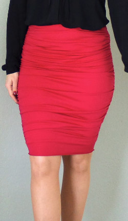 second story sewing pencil skirt How to Sew a Skirt to Get the Job: Interview Attire