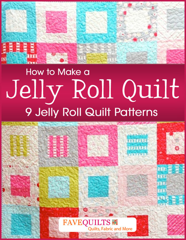 Quot How To Make A Jelly Roll Quilt 9 Jelly Roll Quilt