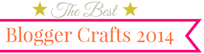 The Best Blogger Crafts 2014