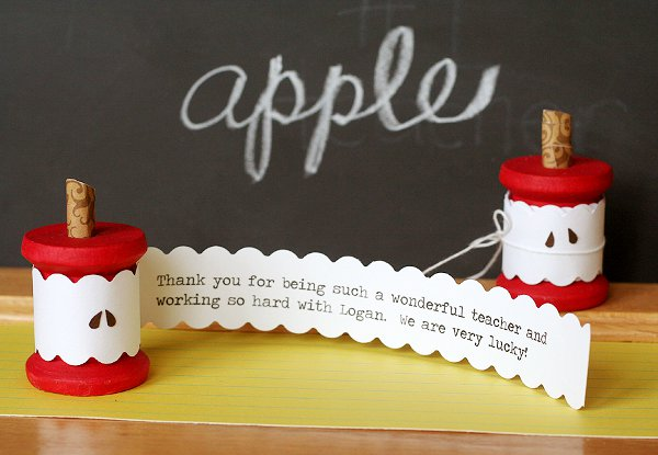 Homemade Teacher Gift Ideas & Thank Your Teachers! 25 Homemade Teacher Gift Ideas - FaveCrafts