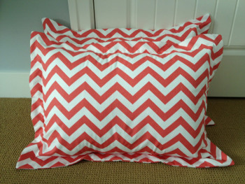 DIY Pillow Sham Tutorial