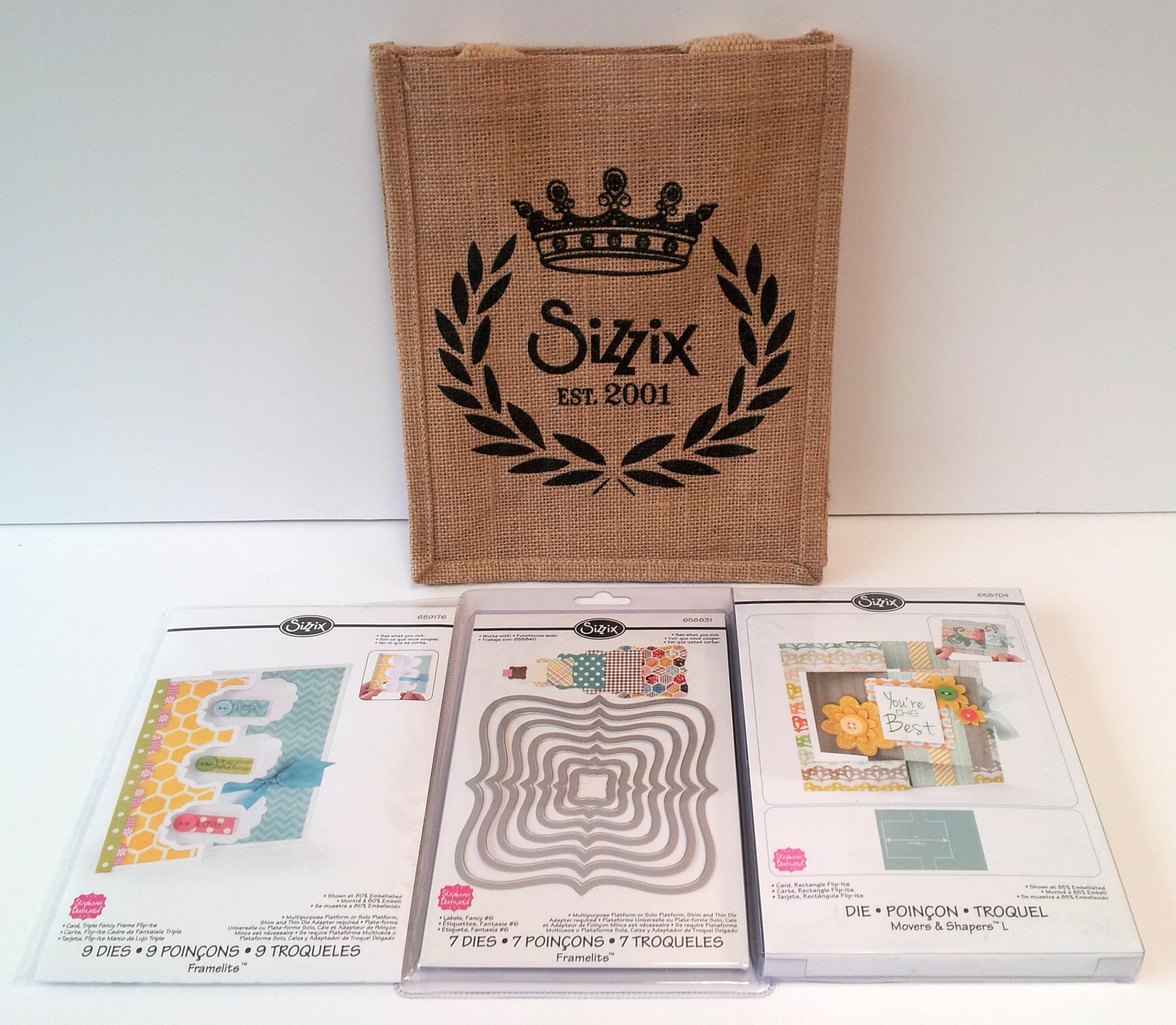 sizzix prize