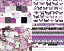 Violet Crush Collection from Kaisercraft