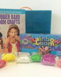 AllFreeKidsCrafts UltimateRainbowLoomKit NEW Current Craft Giveaways