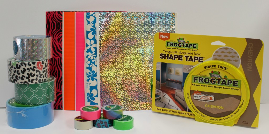 Duck Tape Prize 1024x513 The Giveaway to DIY For + Organizing Hanging Boxes