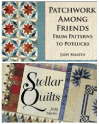 FaveQuilts JudyMartinPatternBookBundle Current Craft Giveaways