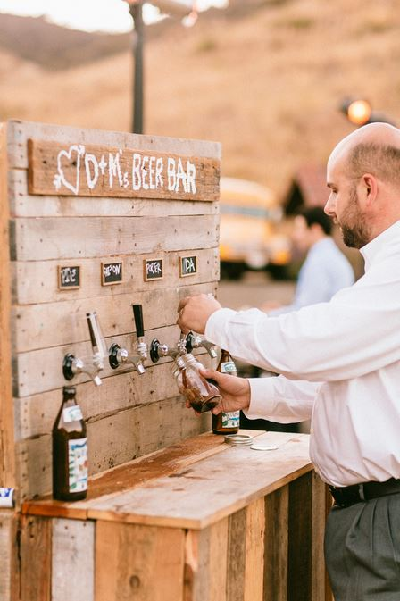beer 21 Stunning Summer Wedding Finds