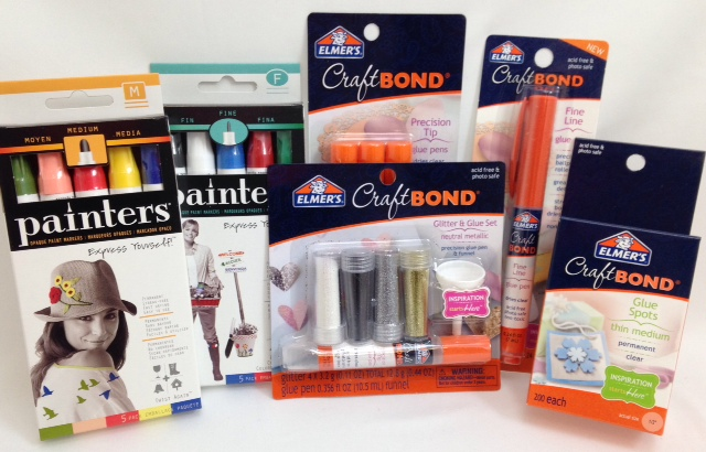 "elmers prize The Giveaway to ""DIY"" For + Monster Milk Cartons Desk Set"