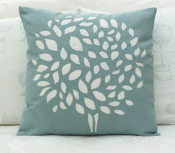 Cut out Cushion