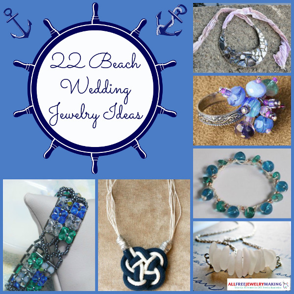 22 Beach Wedding Jewelry Ideas