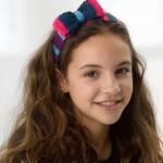 Crochet Headwrap image