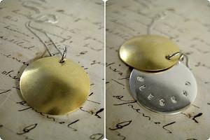 Hidden Message Locket 300 Hot Jewelry Trend: Precious Metals for Summer