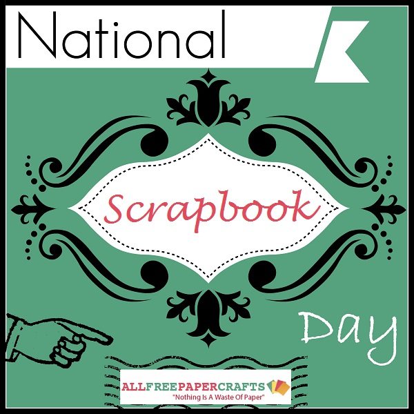 National Scrapbook Day